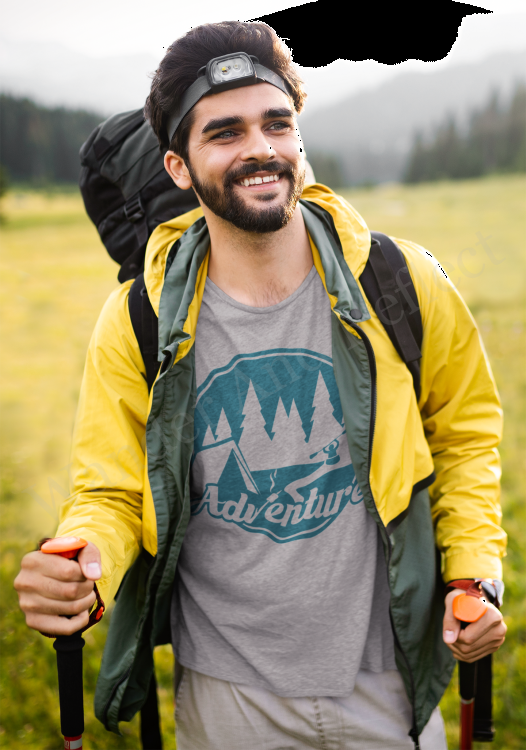 A shirt for your hiking adventure.