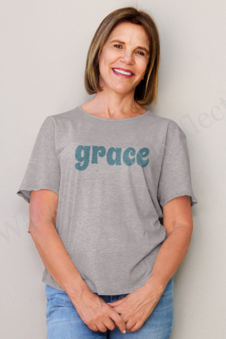 Grace may be the most important word in your vocabulary, so show those you love.