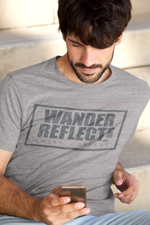 We don't sell paper, but we make a great t-shirt.