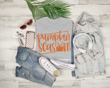 Pumpkin season is upon us and we have new fall cloting line to go with it.